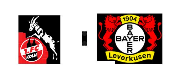 Wett-Tipp für Köln gegen Leverkusen