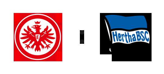 Wett-Tipp Eintracht Frankfurt gegen Hertha BSC Berlin