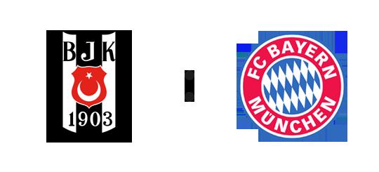 Wett-Tipp für Besiktas gegen Bayern