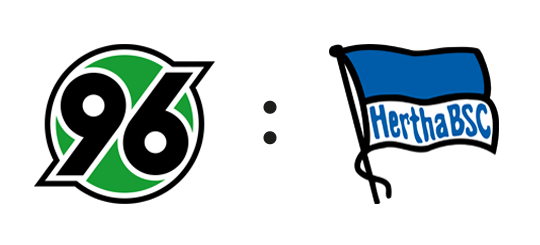 Wett-Tipp Hannover 96 gegen Hertha BSC Berlin