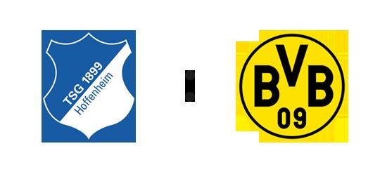 Wett-Tipp Hoffenheim gegen Dortmund