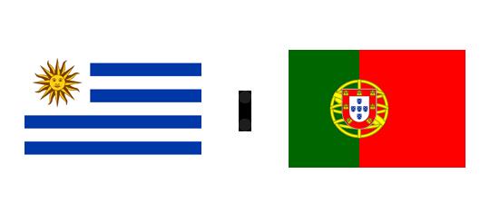 Tipp Uruguay Portugal