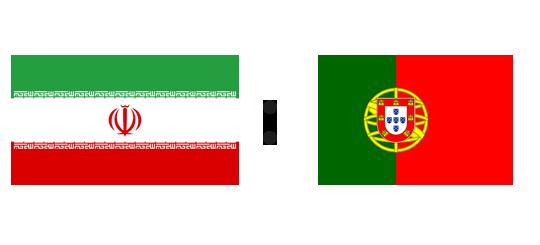 Wett-Tipp Iran gegen Portugal