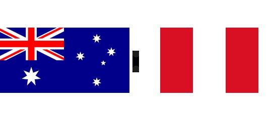Wett-Tipp Australien gegen Peru