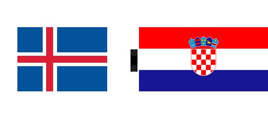 Wett-Tipp Island gegen Kroatien
