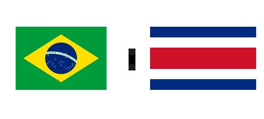 Wett-Tipp Brasilien gegen Costa Rica