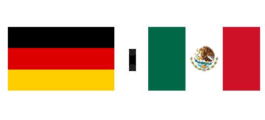 Wett-Tipp Deutschland gegen Mexiko