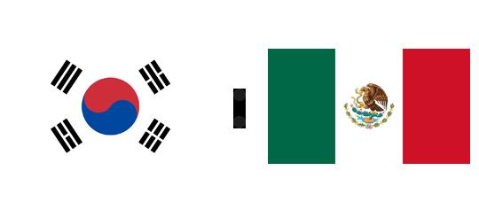 Wett-Tipp Südkorea gegen Mexiko