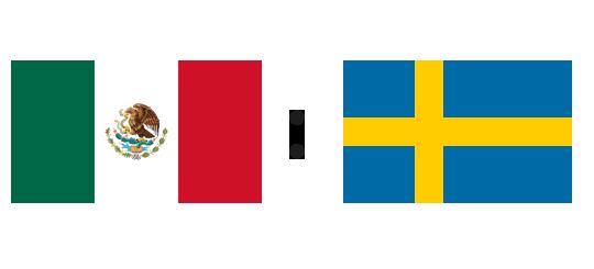 Wett-Tipp Mexiko gegen Schweden
