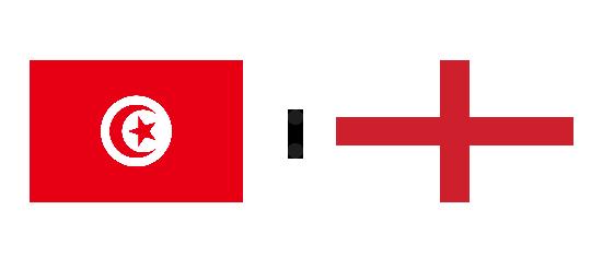 Wett-Tipp Tunesien gegen England