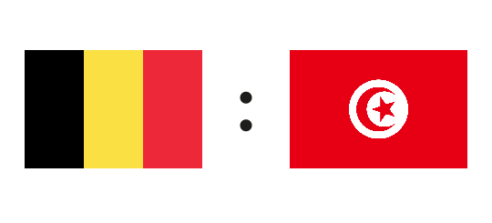 Wett-Tipp Belgien gegen Tunesien