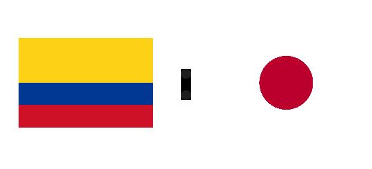 Wett-Tipp Kolumbien gegen Japan