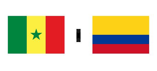 Wett-Tipp Senegal gegen Kolumbien