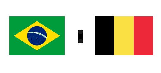 Wett-Tipp Brasilien gegen Belgien