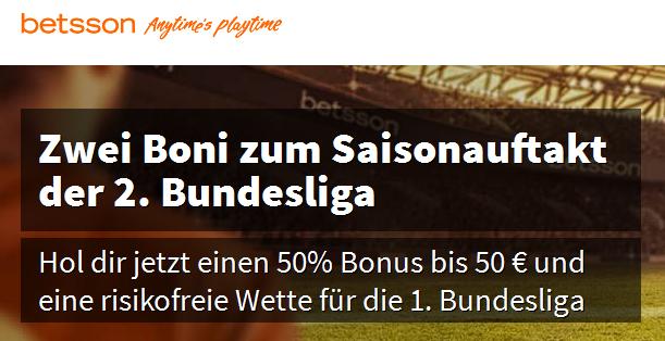 Jetzt 10-Euro-Gratiswette für die Bundesliga sichern