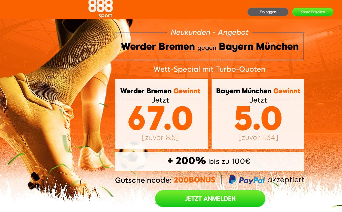Bis zu 335 Euro absahnen – Mit den Top-Boostern von 888
