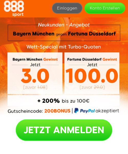 Bis zu 500 Euro absahnen – mit den Top-Boostern von 888