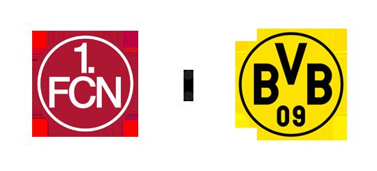 Wett-Tipp für Nürnberg gegen Dortmund