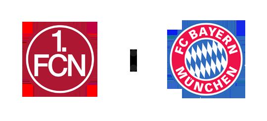 Wett-Tipp für Nürnberg gegen Bayern