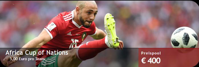 Verdient mit Zweeler Geld beim Afrika Cup
