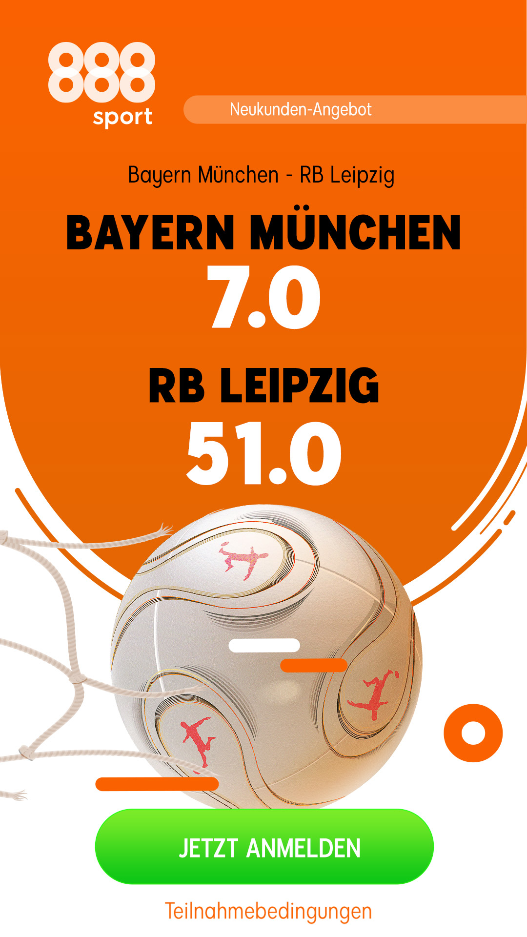 Top-Quote 7.0 für Bayern-Sieg gegen Leipzig