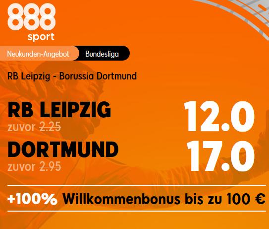 Top-Quote 17.0 für BVB-Sieg in Leipzig