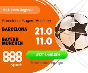 FC Bayern klarer Favorit im Giganten-Duell