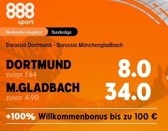 Quoten-Highlights zum Bundesliga-Start