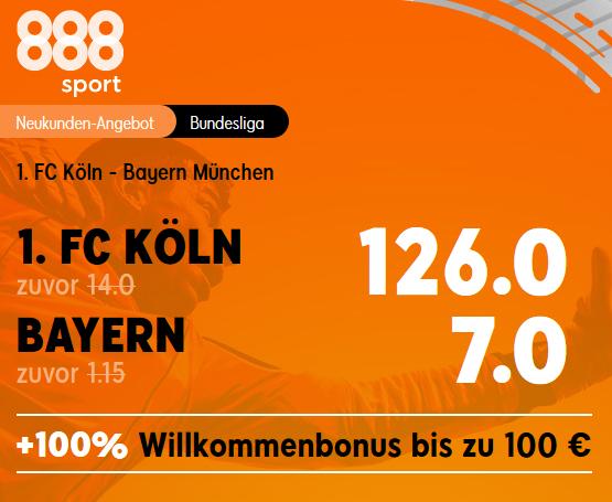 """Effzeh"" zittert vor Rekord-Bayern"