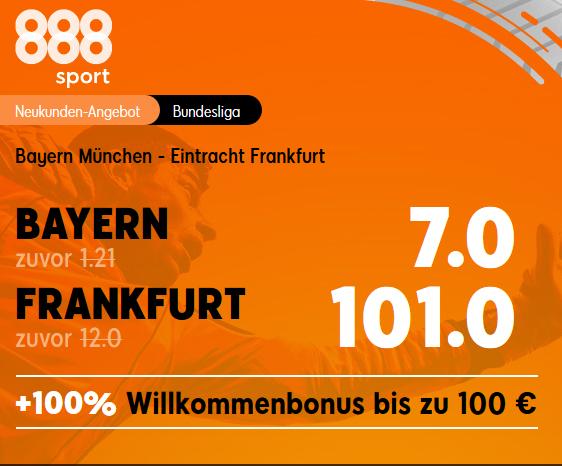 FC Bayern gegen seinen Punktelieferanten