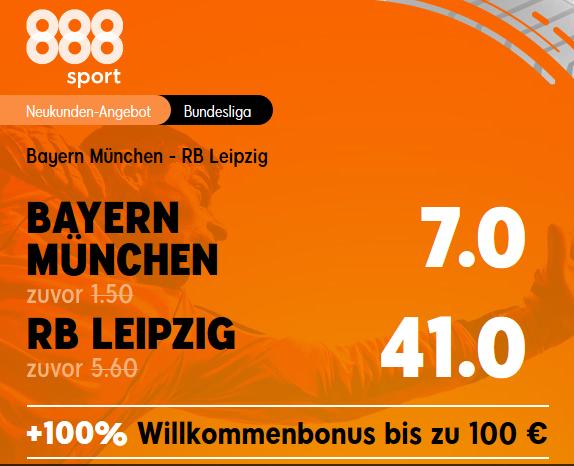 Ausgeruhte Bayern gegen RB im Vorteil