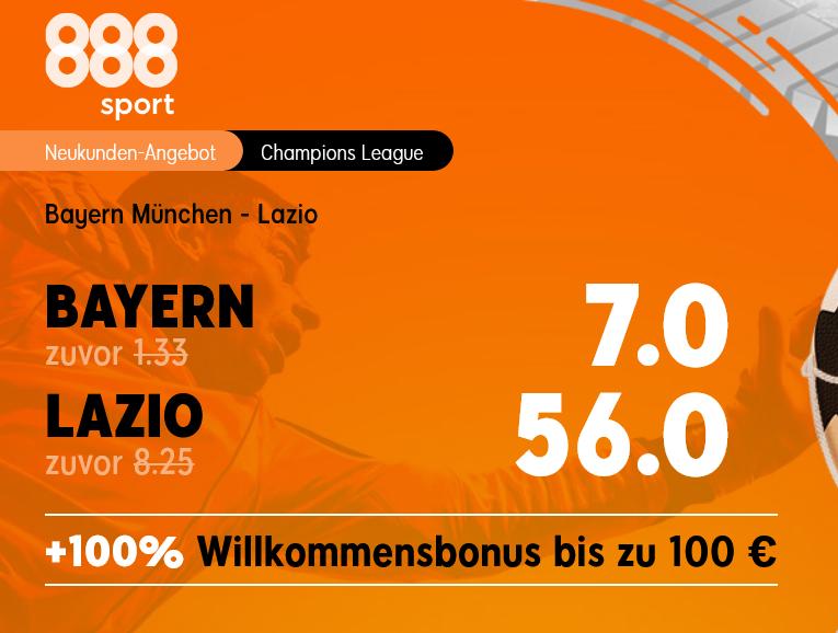 Pflichtaufgabe für die Bayern