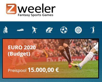 Euro 2020 Gewinnspiel mit Gesamtpreisen über 15.000 Euro